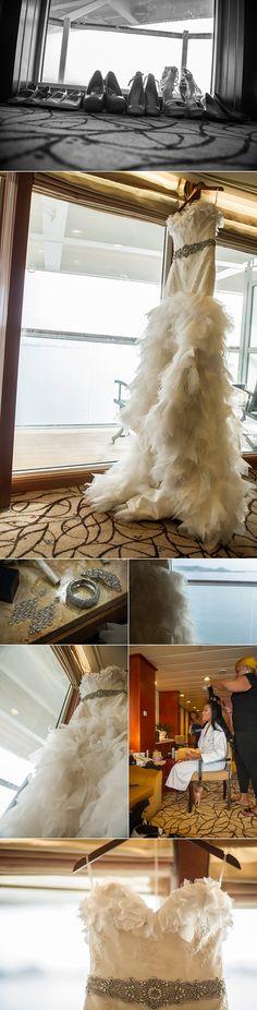 Destination Wedding Photographer – Joanne & Elton – Celebrity Cruise Wedding
