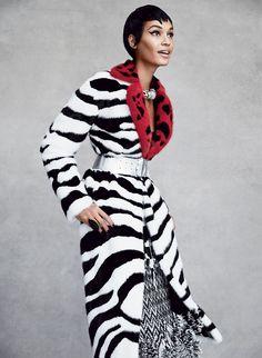 Joan Smalls - Photos – Vogue
