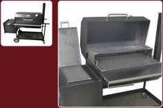 Texas Pit Crafters Smokers and Charcoal Pits