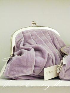 Täschchen in Lavendel  von Bloomingville 44.00