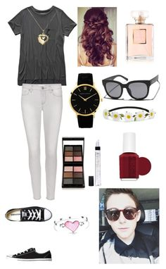 """Hanging out with Trevor Moran"" by fashionrulestheworld ❤ liked on Polyvore"