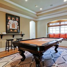 Inspiring game rooms decorating ideas   House   Pinterest   Room     Adult Gameroom Design Ideas  Pictures  Remodel and Decor