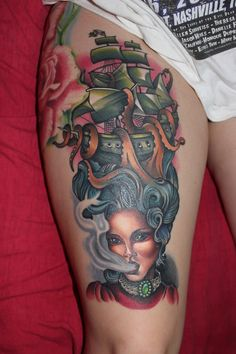 funny tattoos for girls (8)