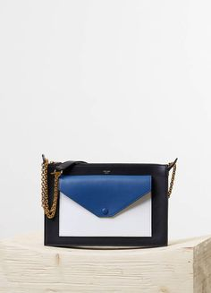 POCKET EVENING CLUTCH ON CHAIN IN DEEPSEA TIGER SNAKE AND SMOOTH ...