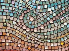 Dyanne Williams is a mosaic artist based out of Los Angeles, CA and the Canton Arts District in Ohio. She specializes in fine art mosaics and architectural mosaic installations for home and business.