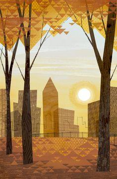 Shades of Autumn - Dan Liuzzi, from his website