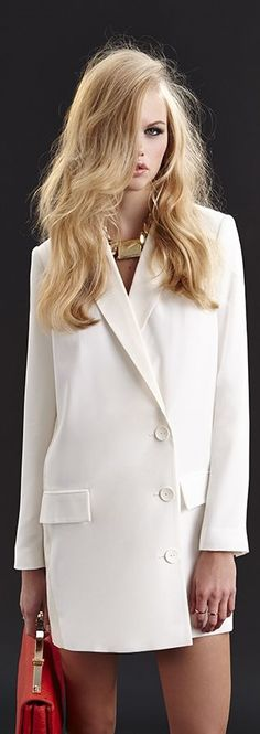 Class Never Goes Out of Style  **chic white style