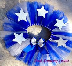 Dallas Cowboys Baby Toddler Tutu by PinkLaundryEvts on Etsy, $35.00 #Christmas #thanksgiving #Holiday #quote