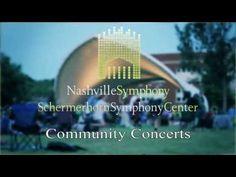 Nashville Symphony Community Concerts Educational Programs, The World's Greatest, Concerts, Nashville, Musicals, Community, Entertaining, Activities, City