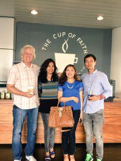Cebu here we come @TheCupofFaith #Christian   #Coffee #Shop #pasig #ortigas #jesusfirst #cebu #cofccfcebu