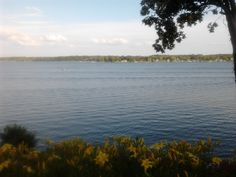 Quiet morning. Wamplers Lake--Irish Hills--MI