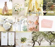 Pink and Yellow Spring Wedding Inspiration Board Wedding Themes, Wedding Designs, Wedding Colors, Wedding Flowers, Wedding Decorations, Wedding Table, Diy Wedding, Fall Wedding, Wedding Gifts