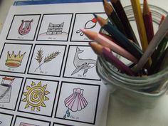 Waltzing Matilda: Saints Coloring Pages