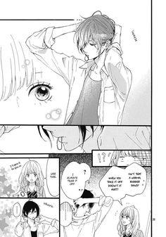 Uchuu no Hate no Mannaka no - Vol. Couple Anime Manga, Manga Anime, Anime Love Couple, Anime Couples Manga, Manhwa Manga, Anime Guys, Manga Josei, Manga Romance, Dengeki Daisy Manga