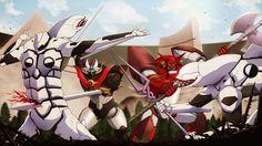 Cool Robots, I Robot, Super Robot Taisen, Robot Cartoon, Mecha Anime, Neon Genesis Evangelion, Concept Art, Deviantart, Manga