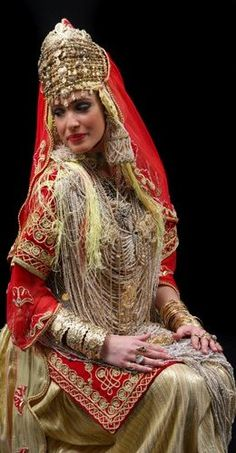 bride from Algeria