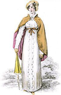unknown 1813 artist - Die Mode; Menschen und Mode im neunzehnten Jahrhundert (scanned by Haabet), La Belle Assemblée