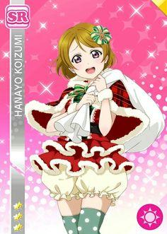 Hanayo SR 12/2013+