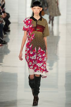 Maison Margiela Artisanal Spring Summer 2016 Haute Couture Fashion Show Fashion Prints, Fashion Art, High Fashion, Fashion Design, Paris Fashion, Spring Couture, Haute Couture Fashion, Fashion Week, Fashion Show