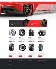 A Website Creation Guide For Creating Spectacular Compelling Websites App Ui Design, Page Design, Fluent Design, Banner Design Inspiration, Tires For Sale, Ecommerce Website Design, Catalog Design, Ui Web, Modern Graphic Design