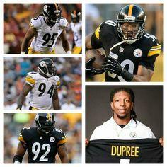 Steelers linebackers 2015