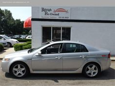 2006 #ACURA #32 #TL #forsale in #Raleigh #NC at #RaleighPreOwned #usedcar #dealership