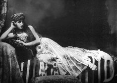 Lillie as Cleopatra lily Langtry