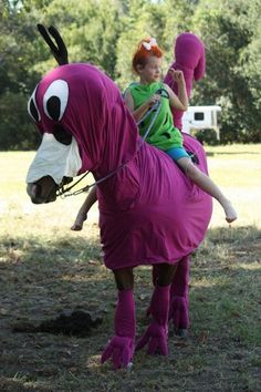 Halloween costumes for horses fun costumes for horse and rider flintstone costumes