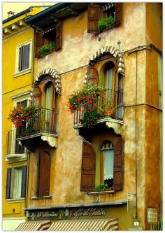 Verona, Italy nothing but beautiful