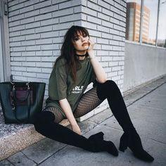 La instagramer Kristina Bazan