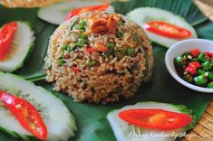 How to Make Village Style Fried Rice