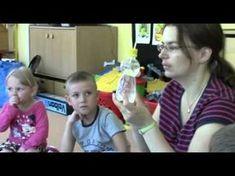 Kouzelná věda - Hravá voda - YouTube Nature Activities, Activities For Kids, Crafts For Kids, Excercise, Montessori, Youtube, Education, Face, Camera Phone