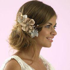 Hair Facinator for bridesmaids 2