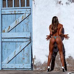 white heels wicked weasel by karl louis, via 500px