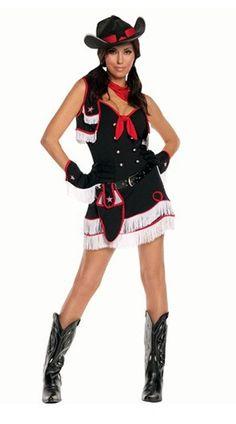 Dirty Desperado Halloween Costume