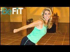 Denise Austin: Stretching & Flexibility Fitness Routine
