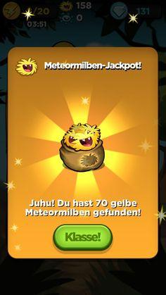 Best fiends, special reward popup