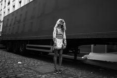 Street style en Paris Fashion Week: Natalie Joos