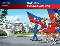 Twitter / ManManPemba: National Flag Day #haiti #drapeau ...