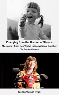 Emerging from the Cocoon of Silence: My Journey from Non-Verbal to Motivational Speaker Cerebral Palsy, Inspiring Women, Reading Lists, Parents, Journey, Writing, Motivation, Amazon, Friends
