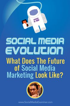Are you amazed at how much social media has changed over the last few years?  Want to discover what's next?  To explore the evolution of social media, Michael Stelzner interviews @briansolis. Via @smexaminer.