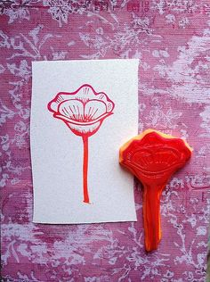poppy by sugarskull7, via Flickr