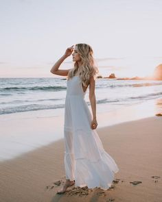 Ethereal Tiered Smocked Maxi Dress