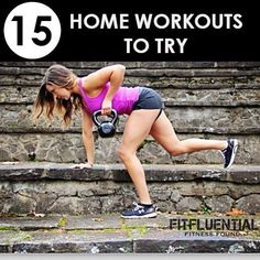 15 Home Workouts Plus a Sweat It Out Playlist