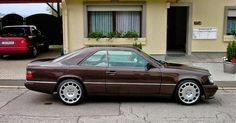 BENZTUNING: Mercedes-Benz 220CE W124 Coupe (C124)