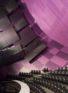 La Luciole Concert Hall by Moussafir Architectes