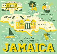Image result for Jamaican cartoon images food delivery Jamaica Map, Jamaica Travel, Jamaica Island, Jamaica Tourism, Jamaica Cruise, Jamaica Vacation, Jamaica Culture, Pictorial Maps, Thinking Day