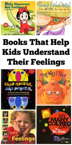 Learning how to express emotions is important to a child's social-emotional health and development. Reading books about feelings to kids is a positive parenting tip to help your children learn to manage their emotions in healthy ways. Social Emotional Development, Social Emotional Learning, Social Skills, Toddler Development, Emotional Books, Feelings Book, Feelings And Emotions, Expressing Emotions Activities, Expressing Feelings