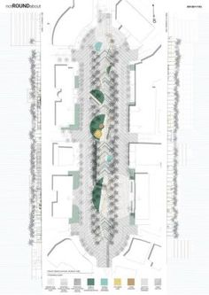 3rd Prize// Architectural Competition Pl. Haritou, Rhodes, Greece. Team Members: Xanthi Sotiraki, Elli Karyati, Danae Mavridoy, Chrysi Sotiraki
