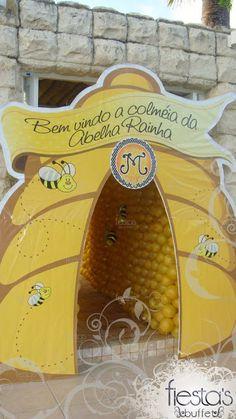 ABELHINHAS! - ANTES DA FESTA